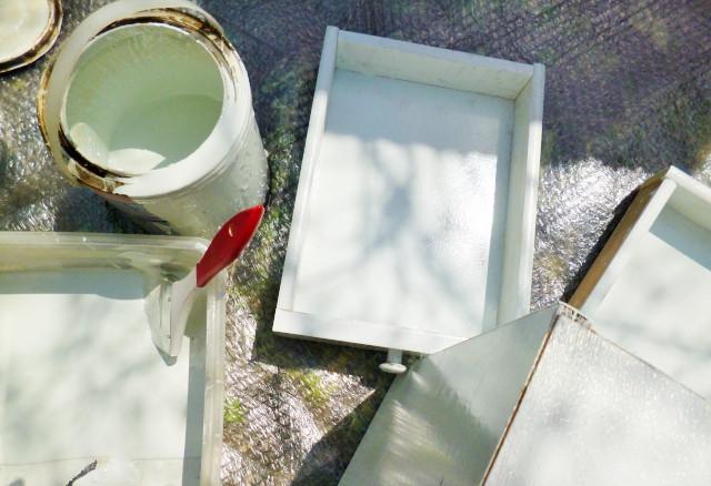 塗料によって異なる耐用年数